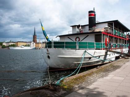 Sweden – 'Stockholm by Boat'