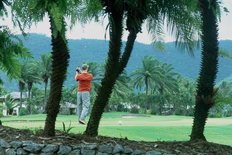 Golf feature - Queensland to a Tee