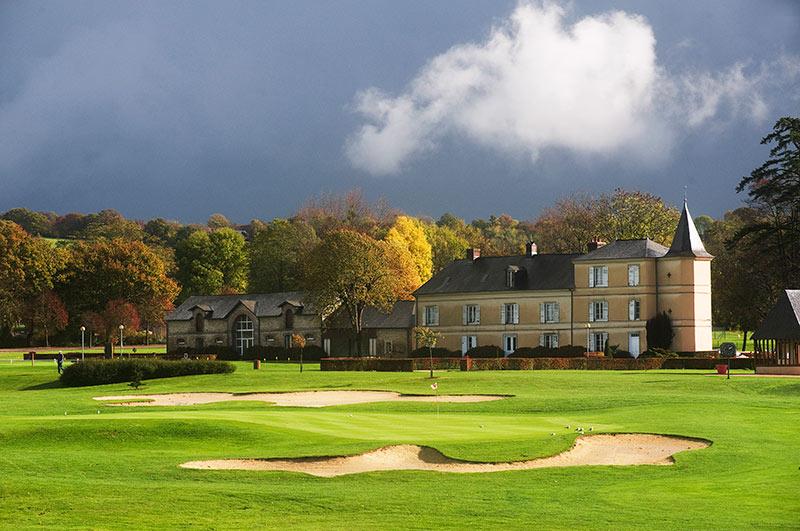 5-Star Euro Golf EUROPE by Food golf travel